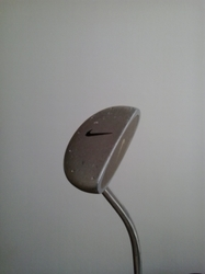 Nike halfball putter, 32""